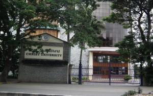 christ university building
